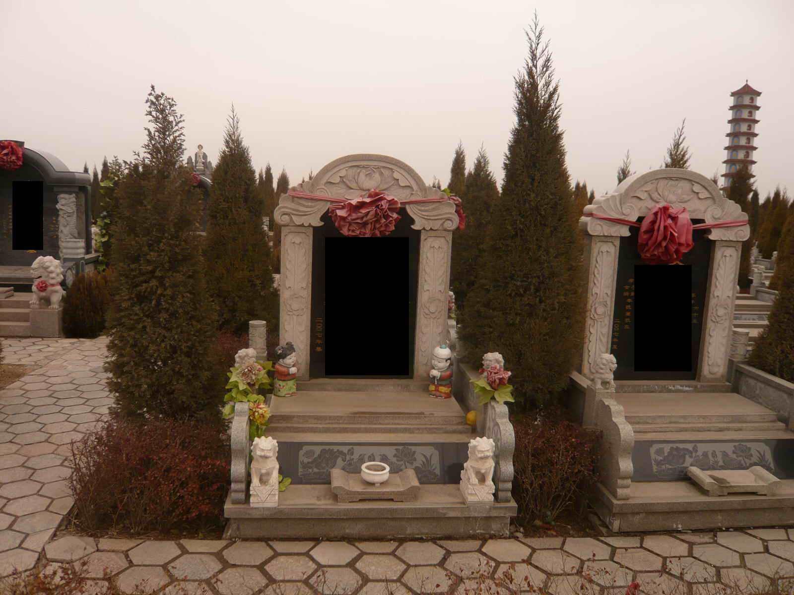 天津市德慈塔陵公墓